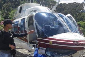 Penembak Helikopter di Puncak Papua Diduga Anggota KKB Pimpinan Lekagak Telenggen