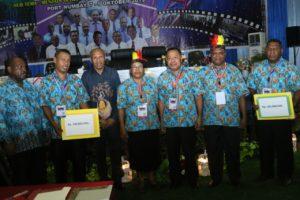 Panitia Raker III AM Sinode GKI Tanah Papua Apresiasi Peserta