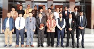 Kunjungan Ke Maluku Diplomat Afganistan Pelajari Cara Penyelesaian Konflik.