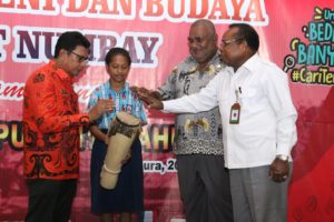 Festival Seni Dan Budaya Port Numbay Perlu Mendapat Perhatian Kepala Sekolah Dan Guru