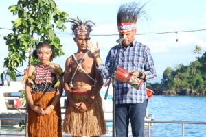 Buka Festival BTM,Minta Kampung Nelayan Jangan Dijadikan Tempat Mengkonsumsi Minol