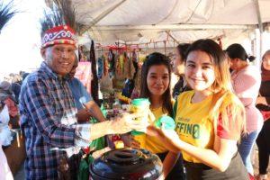 Rani Suparta ; Festival Kampung Nelayan Sangat Wow