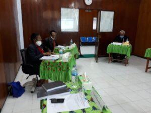 Sekwan DPRP Jadi Penguji External Disertasi (S3) Uncen
