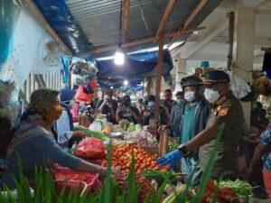 Sidak TPID Kota Jayapura, Wali Kota : Fluktuasi Harga Di Pasar Modern Tidak Begitu Tinggi