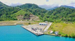 Doren Wakerkwa Pantau Kesiapan Tol Laut Pelabuhan Depapre