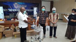 Cegah Angka Kematian Akibat Covid-19 Dinkes Papua Gelar Pelatihan