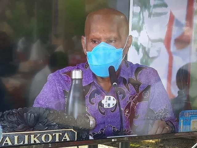 Pemkot Jayapura  Bakal Gelar Gerakan 3 Jt Masker