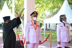 Gubernur Gorontalo Rusli Habibie Resmi Melantik Bupati dan Wabub Bone Bolango