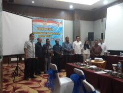 Bahas Harga Tiket Komisi III DPRP Lakukan Pertemuan Dengan PT Garuda