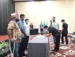 Jaya Kusuma : Pengurus NPC Yang Baru Dilantik Harus Bangkitkan Prestasi Atlit Disabilitas