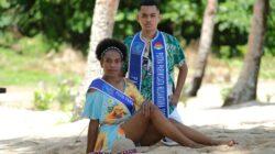 Wakili Papua, Fadhlun dan Yokbet Merauje Juara Runner Up 3  di Ajang Pemilihan  Putra Putri Pariwisata Nusantara