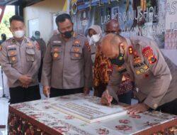 Rumkit Bhayangkara TK III Papua, Resmi Miliki Lab PCR