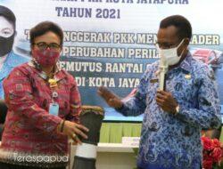 Tutup Rakon TP PKK, Wali Kota Jayapura Apresiasi Program 2021