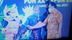 Tutup CdM Meeting II, Yunus Wonda ; Papua Siap Jadi Tuan Rumah PON XX