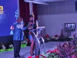Gubernur Buka CDM Meeting II PON XX Papua