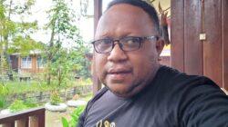 John NR Gobai ; Taman Budaya Waena Harus Segera di Lakukan Renovasi