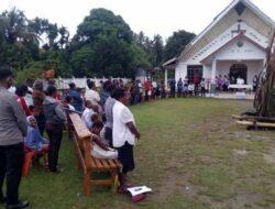 Rangkaian Perayaan Paskah di Kota Jayapura Berlangsung Aman dan Lancar