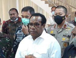 Meninggalnya Wakil Gubernur Papua Murni Karena Sakit
