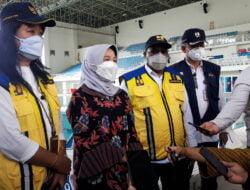 Wamen PUPR, Ditjen Cipta Karya dan Anggota IV BPK RI Tinjau Venue PON XX Papua