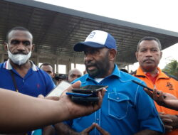 Bank Papua FC Juarai Turnamen Sepak Bola RHP Cup