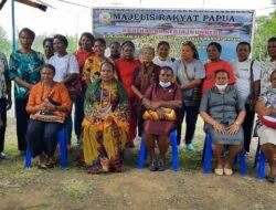 Pokja Perempuan MRP Cek Kesiapan Kelompok Kerja Perempuan Port Numbay Jelang PON XX