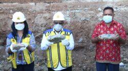 Wamen PUPR dan Ditjen Cipta Karya Letakan Batu Pertama Rehabilitasi SMA Gabungan Jayapura