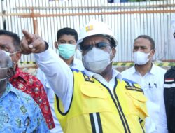 Proses Rehabilitasi SMA Gabungan Jayapura Rampung Akhir Tahun 2021