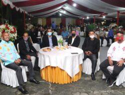 Sambut 4 Raja Malteng Lewat Jamuan Makan Malam, Ketua IKEMAL di Tanah Papua Apresiasi Wali Kota Jayapura