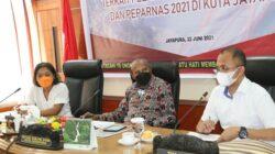 Kantor Staf Presiden Berikan Penguatan Kepada Sub PB PON Kota Jayapura