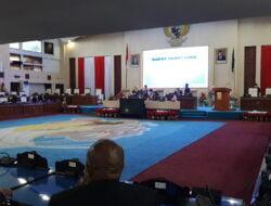DPRP Gelar Paripurna Pengusulan Pemberhentian Wakil Gubernur Papua