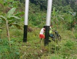 Kecelakaan Tunggal di Jalan Alternatif, Pengendara Honda Supra Meninggal Dunia