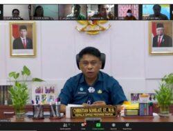 Buka IHT, Chiristian Sohilait Dorong SMA Gabungan Jadi Corong Bagi Sekolah lain