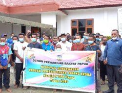 Komisi V DPR Papua Sosialisasi Vaksinasi dan PON XX