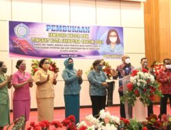 Buka Jambore Kader PKK, Wali Kota Jayapura Minta Terus Berinovasi Untuk Menata Keluarga