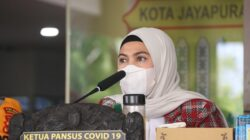 Kurangnya Kesadaran Masyarakat, Grafik Kasus Covid di Kota Jayapura Kembali Naik