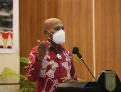 Wali Kota Minta Dewan Kesenian Kota Jayapura Bantu Pemerintah Putus Mata Rantai Covid – 19