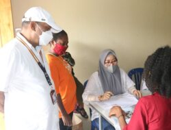 Kasus Corona Terus Melonjak, Dukcapil Kota Jayapura Tutup Pelayanan di Kantor