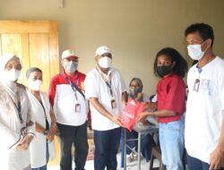 Pelayanan #GISA di Skouw Sae, Kadis Dukcapil Harap Perubahan Status Kependudukan Dilaporkan