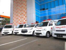 Percepat Mobilisasi Pasien COVID-19, Grup Astra Serahkan Bantuan Lima Unit Mobil Ambulance Kepada BNPB