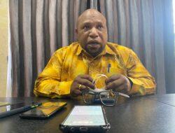 Pieter Kalakmabin : Jabatan Wagub Papua Milik Golkar