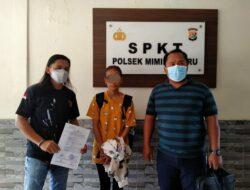 Nakal, Curi Uang Teman, Kabur ke Timika, Cece Ditangkap Polisi