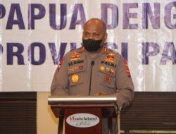 Polda Papua Akan Bentuk Tim Pendampingan Awasi Anggaran PON XX