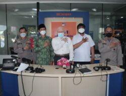 Sukseskan PON XX, TNI Polri dan Pemda Gencar Lakukan Vaksinasi