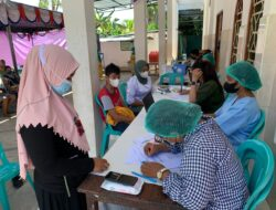 Polda Papua Buka Gerai Vaksinasi di Tempat Ibadah
