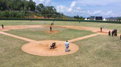 Tim Softball Tuan Rumah PON XX Menang WO Atas Tim Tamu Kaltim