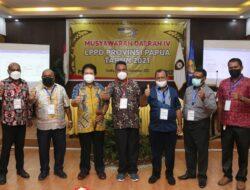 Tim Formatur Bekerja Cepat, Janji Satu Minggu Susun BP LPPD Provinsi Papua Direalisasi