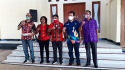 Ikemal Ditanah Papua Gelar Acara Perpisahan Dengan Kontingen Maluku PON XX Papua