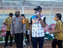 Peluang Asprov PSSI Papua Kawinkan Sepak Bola Putra dan Putri Meraup Emas PON XX Semakin Terbuka Lebar
