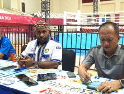 Ulah Perangkat Pertandingan, Ketua Umum Pengprov Pertina Papua Batalkan UPP