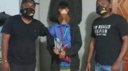 Warga APO Bengkel, Pelaku Perkosa dan Curas Dibekuk Polisi
